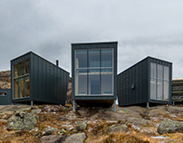 Skåpet | Mountain Lodges | Koko Architects