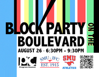 Block Party on the Boulevard