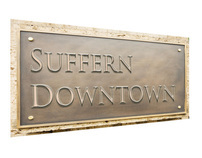 Downtown Suffern - Redesign proposal