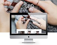 WEB DESIGN: Style Isle