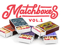 Custom Matchboxes Vol. 1 - Updated