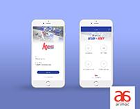 XConnect - Go Karting App UI/UX Design