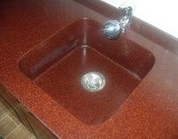 Sinks hand made
