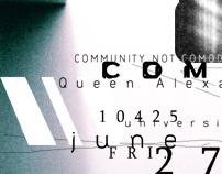 ComUnity: Event Promo