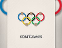 Olympic Games Logo - Fraternity