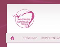 Endometriozis Dernek / UX