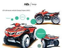 An ATV Design Project