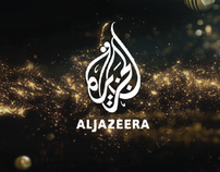 Al Jazeera  / rebrand pitch presentation
