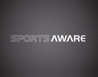 Sports Awere - logo design & print materials