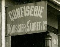 Confiserie Roussier since 1899