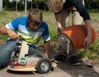 Harmonia - Field robot