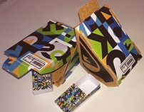 Quiksilver Packaging
