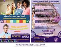 Panfleto Embelleze Lagoa Santa