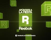 Fiesta Reebok – Spot