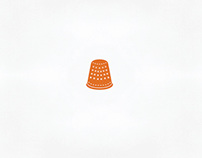 The Orange Thimble