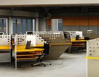Architectural Office Interior Design
