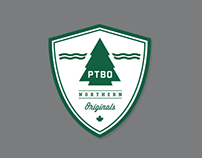 PTBO Northern Originals – Logo and Branding Design