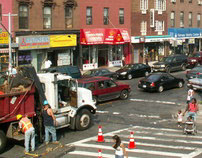 A Brooklyn window view