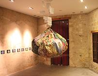 """Poxiàs"" (Ποξιάς) exhibition Cyprus 2014."