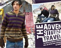 THE ADVENTURE TRAVEL