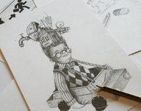 JUP - Jornal Universitário do Porto - Ilustrações