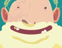 INFERMENTO: (lost) Graphic Contest 2012