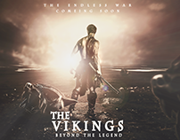 The Vikings Movie Poster