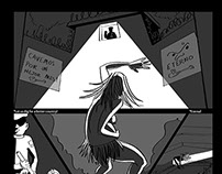 Bajo Tierra (Underground) 5-Page Comic