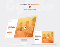 Gyft Bee-Google Chrome Extension website
