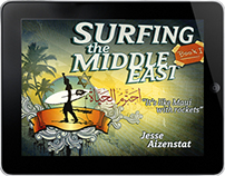 2011 Surfing The Middle East - Interactive iPad Book