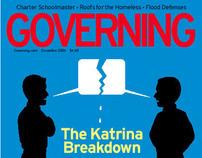 Governing Magazine, 2004-2009