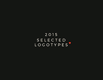 Selected logotypes.2015