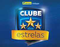 Logo Clube das Estrelas