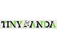 Tiny Panda Logo