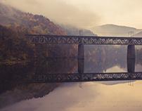 autumn bridges