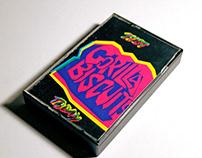 Start Today Cassette Tape Redesign
