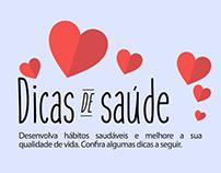 Info Store - Dia Mundial da Saúde