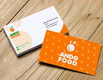 Logo Andofood (2018)