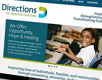 Directions for Youth & Families Website