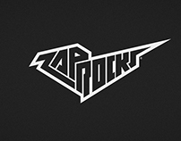 Zap.Rocks - Logotype Design