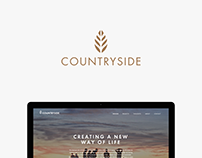 Countryside Group Brand and Web