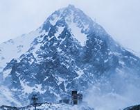 Winter High Tatras