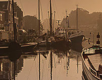 Dokkum by the sea
