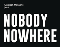 Photography: Nobody/Nowhere