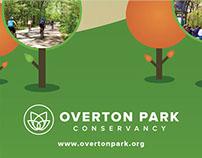 Overton Park Signage