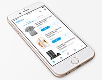 Redesign: Tiki App (iOS)