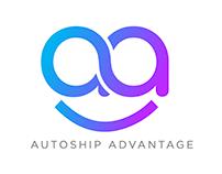 Autoship Advantage Logo Design