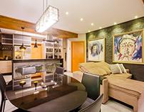 Apartamento by Andréia Calderari