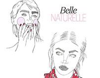 Belle Naturelle Illustration