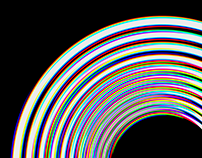 Audio Generated Posters // Still image Audio